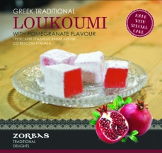 Loukoumi with pomegranate flavour 200 ml